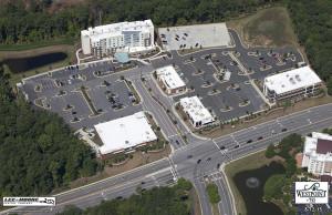 Westpoint at 751 - Aerial View