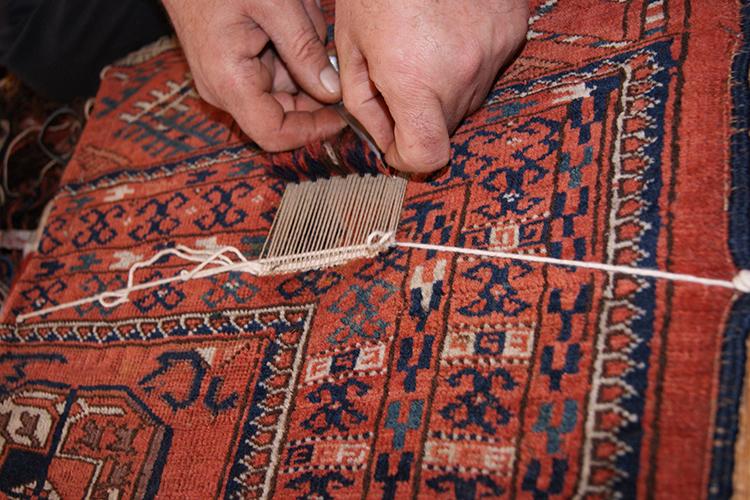 Rug Repair and restoration