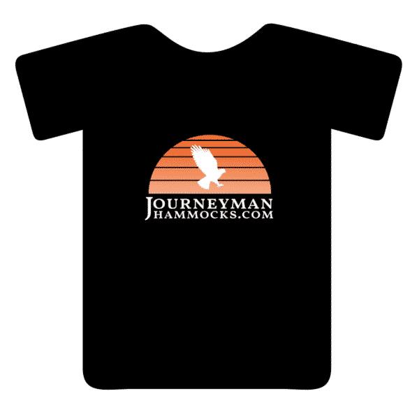Vintage Journeyman Hammocks Men's T-Shirt Orange