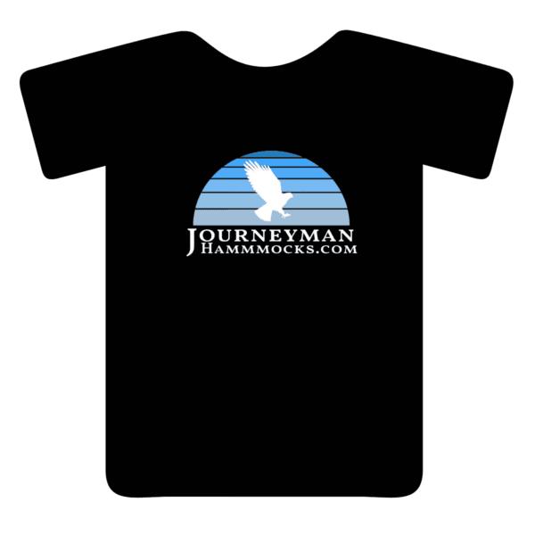 Vintage Journeyman Hammocks Men's T-Shirt Blue