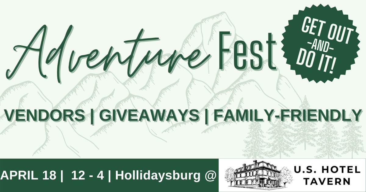 Adventure Fest April 19