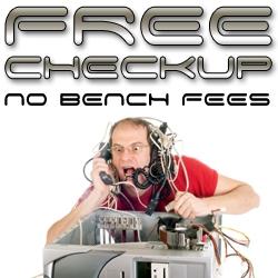 Free Checkup No Bench Fee