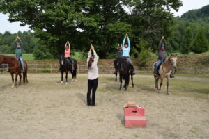 Body, Mind, Equine Retreat Group