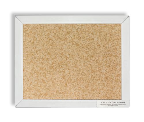 Faux Cork bulletin Board