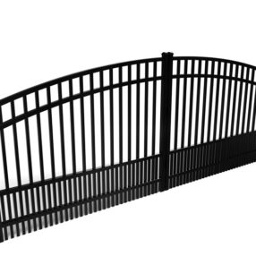APOLLO DOUBLE DRIVEWAY GATE KIT