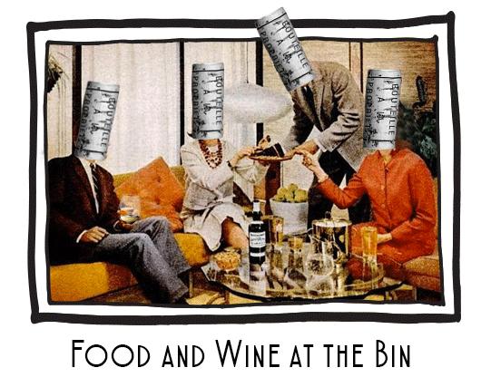 Binology 102: Food & Wine