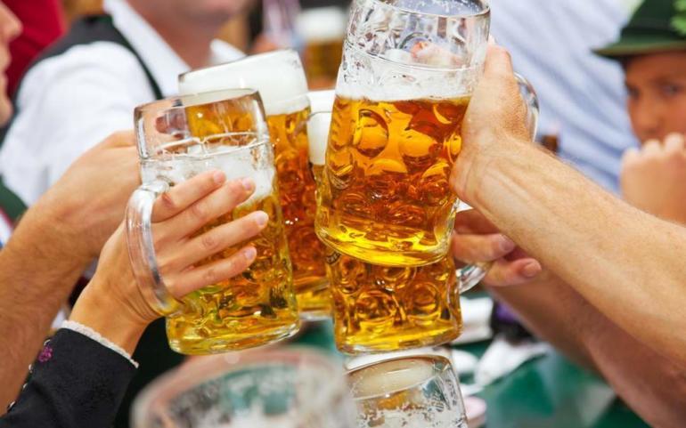 German Beers Tasting
