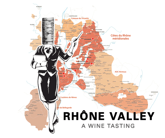 Binology 103: Rhone Valley 2nd Seating