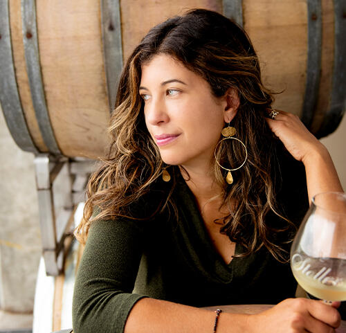 Meet the Winemaker Virtually: Melissa Burr from Stoller Family Estates