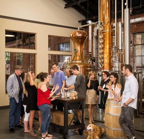 Whiskey Class with McClintock Distilling