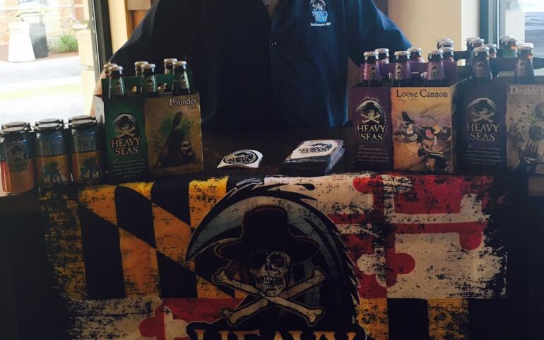 Heavy Seas Brewery Tasting