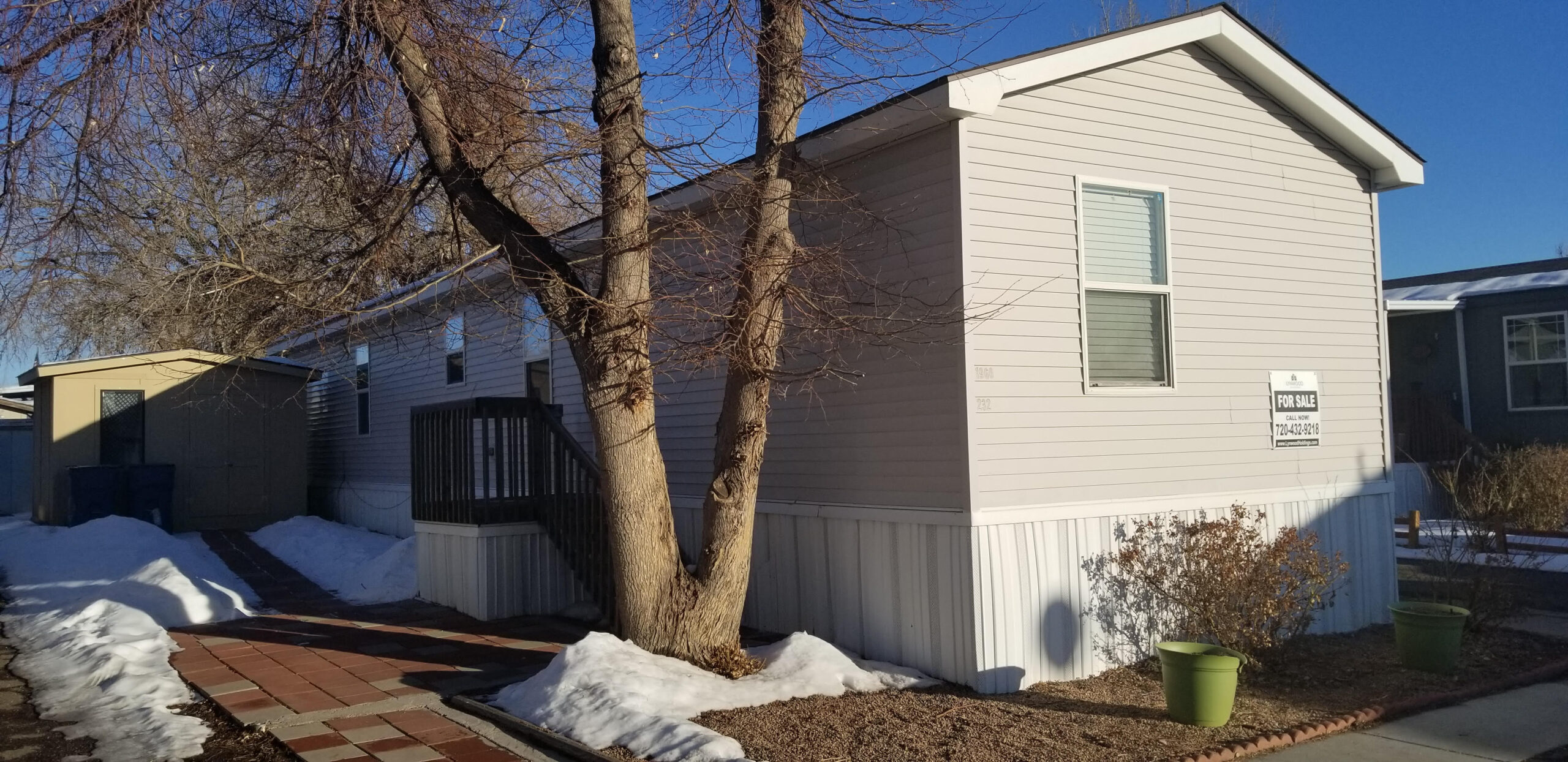 Friendly Village – 1980 Pagosa St #232 – SOLD