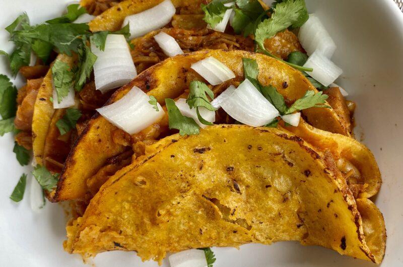 Vegan Birria Tacos