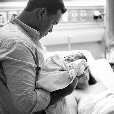 Cobertura de fotos de nacimiento en Panamá
