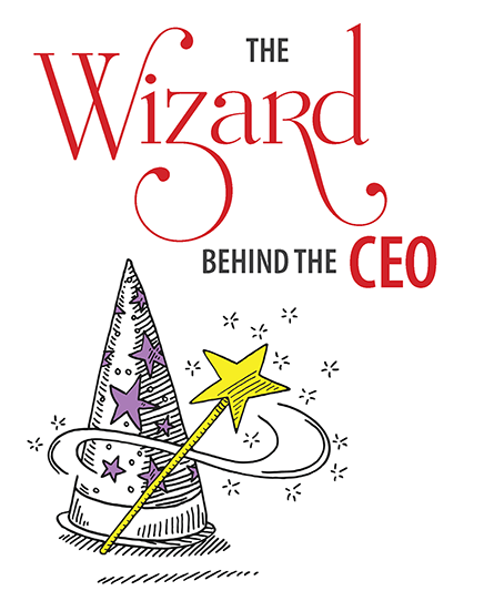 Book, The Wizard Behind the CEO