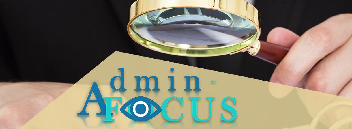 Admin-Focus