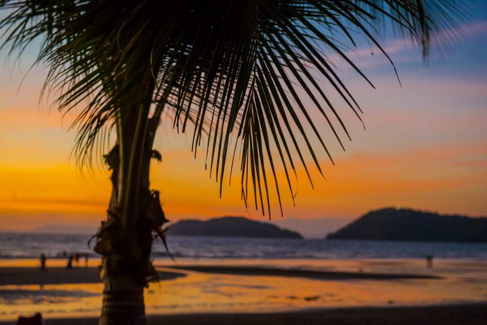 Sunset in Jaco