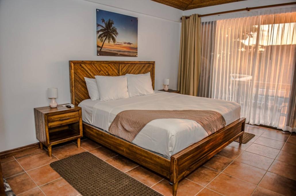 room beach view