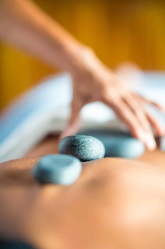massage 3 rocks