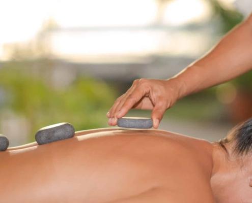 massage rock