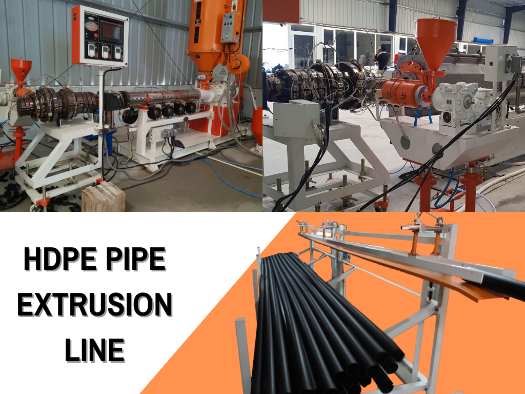 4. HDPE pipe extrusion line1 (1)