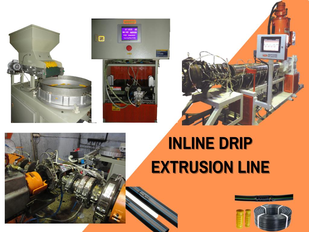 5. Inline drip extrusion line (1)