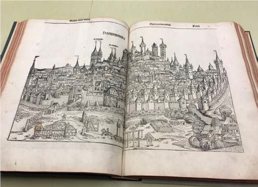 The Nuremberg Chronicle: A 15th Century Treasure