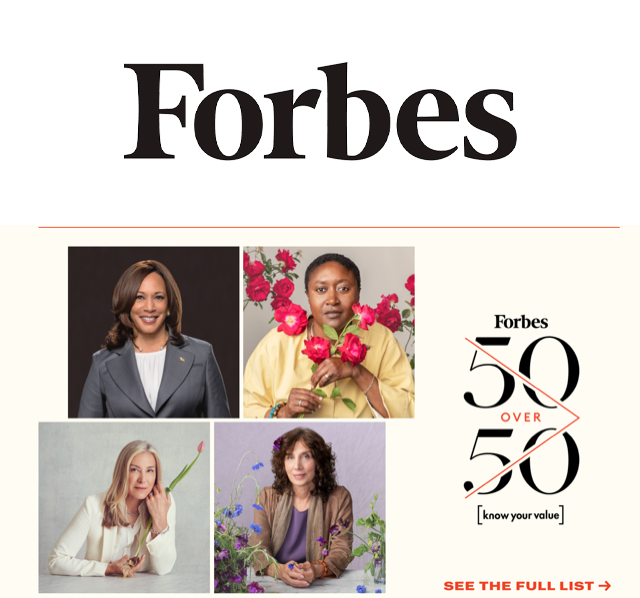 Forbes 50 Over 50