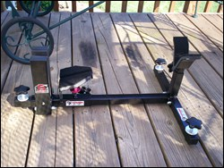 CTK Precision P3 Ultimate Shooting Rest and Gun Vise