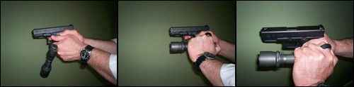 Section 8 Tactical Ultimate Retention Device