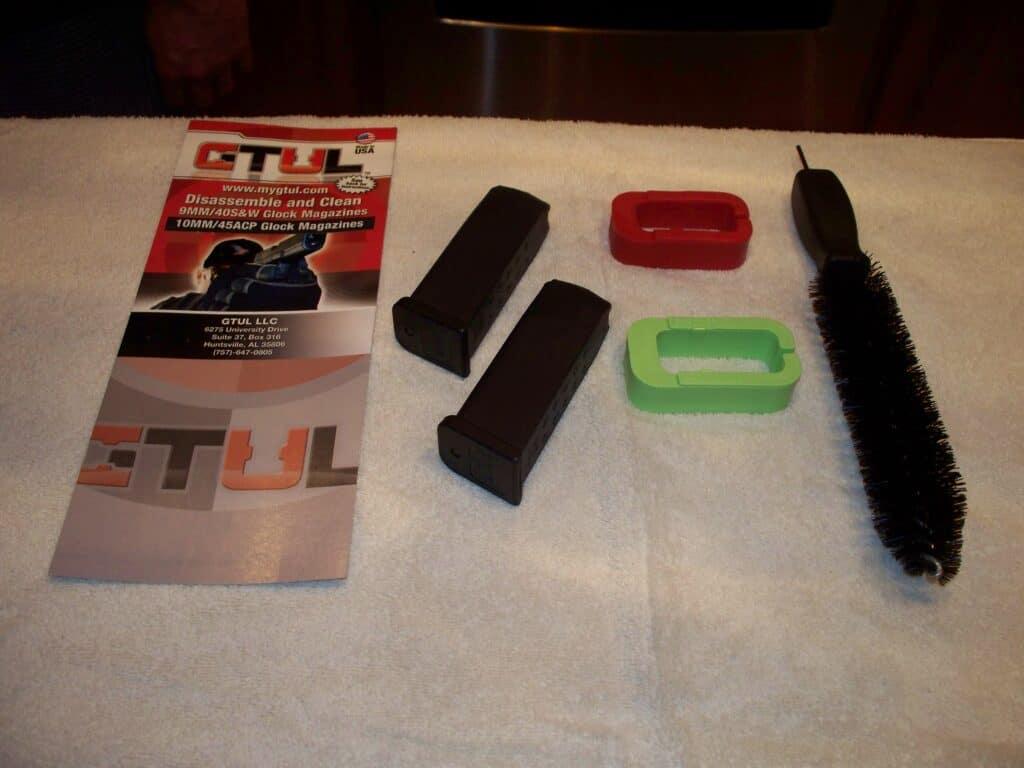 GTUL Glock Magazine Cleaning Tools
