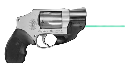 LaserMax Introduces CenterFire for S&W J-Frame