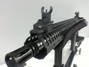 Kavod KVD-15 with Midwest Industries SPLP Sights