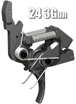 High Performance Firearms - Hipertouch 24 3Gun Trigger