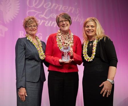 MidwayUSA Brenda Potterfield NRA Lifetime Achievement Award