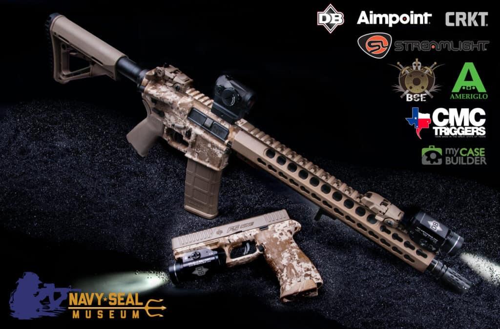 Diamondback Firearms NAVSPECWAR Editions on GunBroker