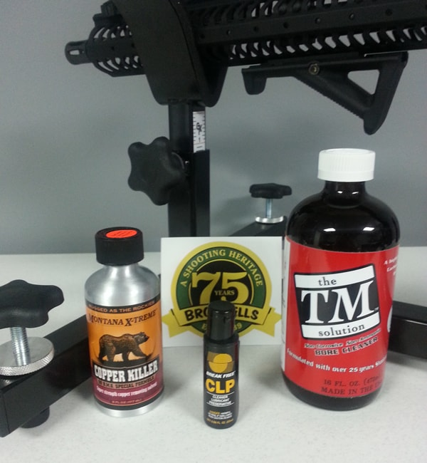 Gun Cleaning Chemicals