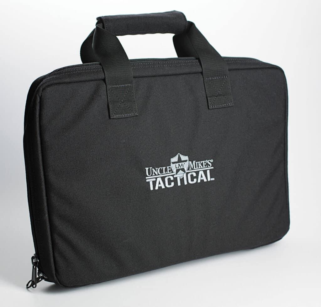 Uncle Mikes Tactical Pistol Case