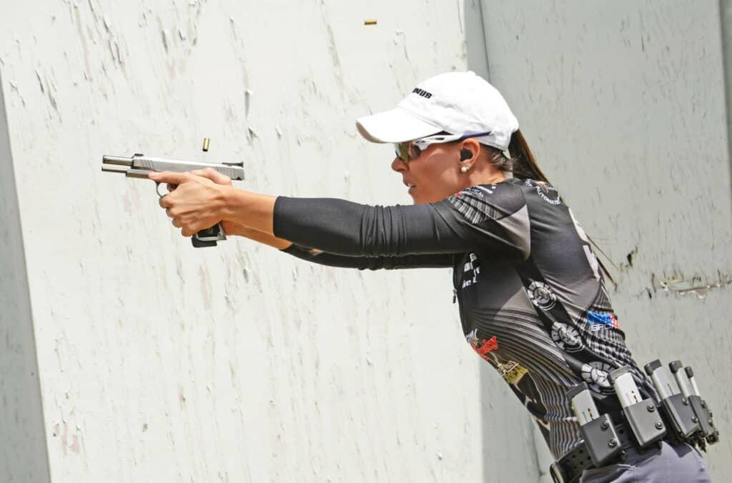 2014 World Speed Shooting Championship Jessie Duff
