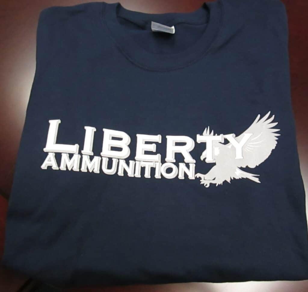 Liberty Ammunition T Shirt