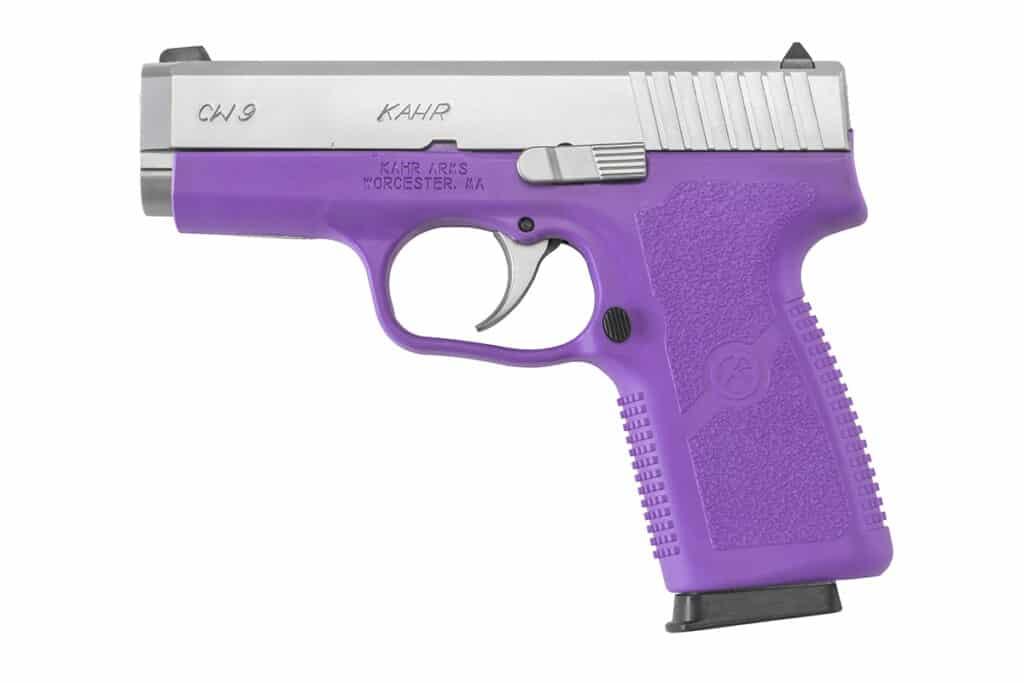 Kahr CW9 Purple