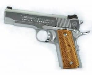Metro Arms Classic Compact Commander 1911 - Hard Chrome