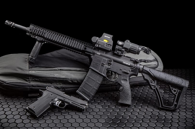 Daniel Defense Guns and Gear Summer Sweepstakes