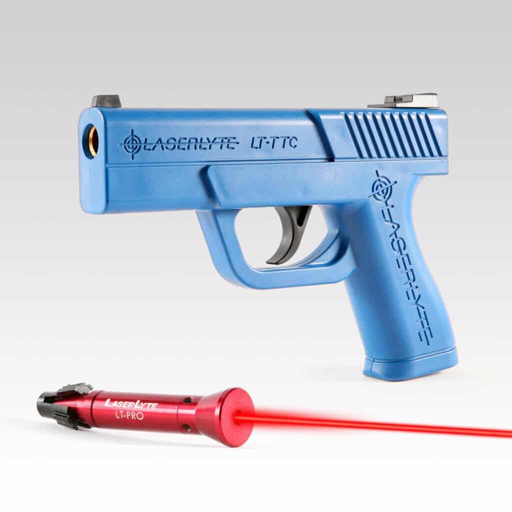 LaserLyte Trigger Tyme Pistol Compact Kit