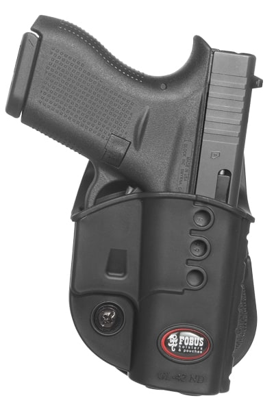 Fobus Holster for Glock 42 - GL42ND