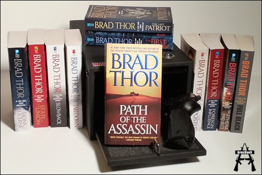 Brad Thor Path of the Assassin