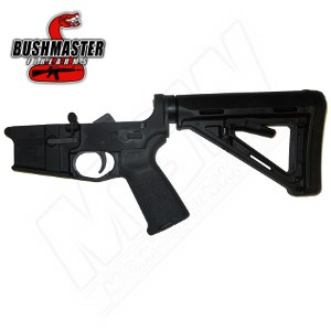 Bushmaster 5.56 / .223 Magpul MOE Lower Assembly