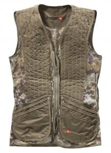Camouflage Shooting Vest for Hunters