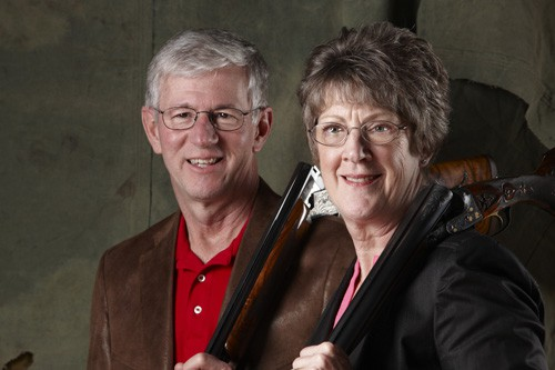 Larry and Brenda Potterfield