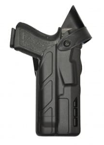 Safariland 7TS Holster - 7360 Holster with Light